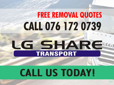 LG Share Transport - Every move is unique and each customer has specific requirements. At LG Share Transport we understand and adapt to these needs. Each of our employees is committed to providing smooth, positive moving. Every last detail will be taken care of.